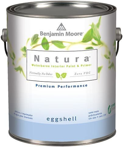 Benjamin Moore® Natura® waterborne interior paint & primer