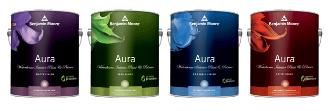 $5 OFF Benjamin Moore Aura® Paint thumbnail