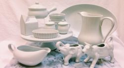 Whiteware for All Occasions