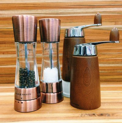 Salt and Pepper Mills thumbnail