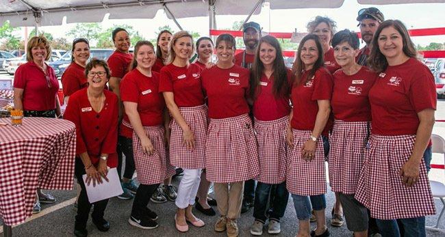 Chef's Shoppe Team