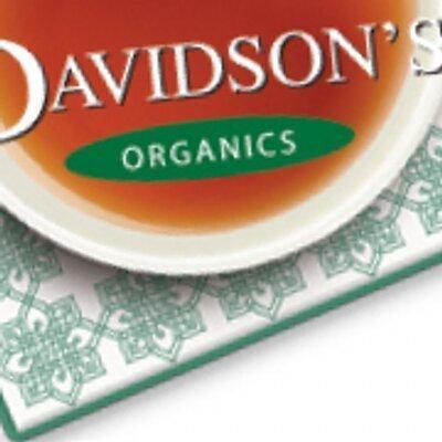 Davidson's Organic Tea thumbnail