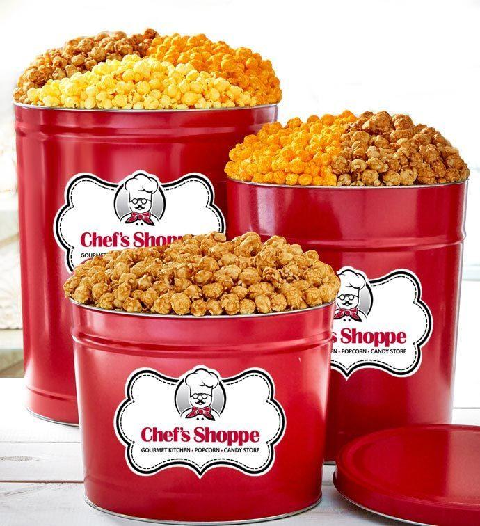 Popcorn Tins thumbnail