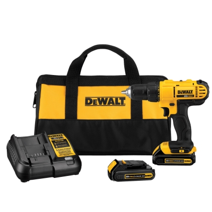 Dewalt Drill/Driver Kit thumbnail