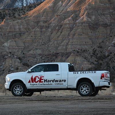 Ace Hardware - Aspen - Carbondale - Clifton - We Deliver