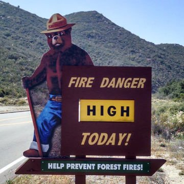 Reduce the Risk: Be Wildfire Smart thumbnail