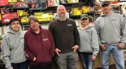 Browning Lumber Staff