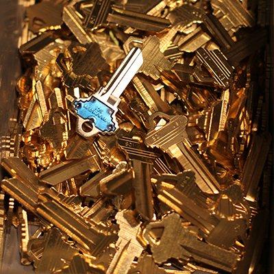 Keys, keys, keys - Harlem Lumber