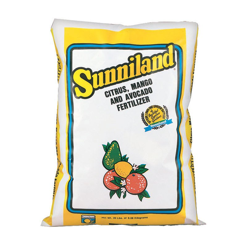 Sunniland Citrus, Mango and Avocado Fertilizer