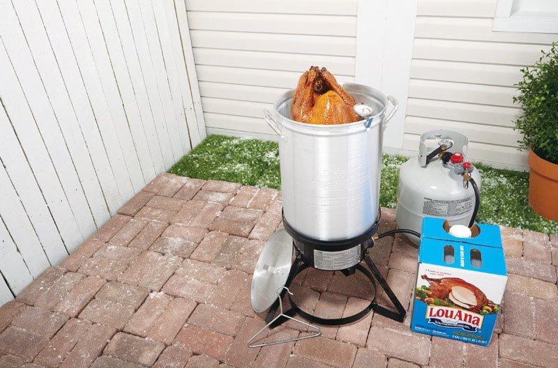 Propane Turkey Fryer 30 qt. thumbnail