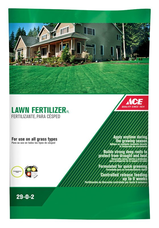 Ace Lawn Fertilizer thumbnail
