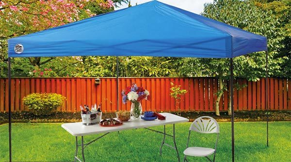 Yard Canopy and Table thumbnail