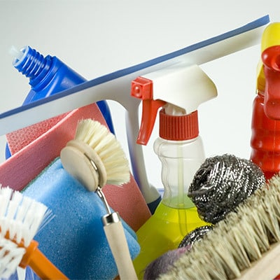 Cleaning Supplies & Vacuums thumbnail