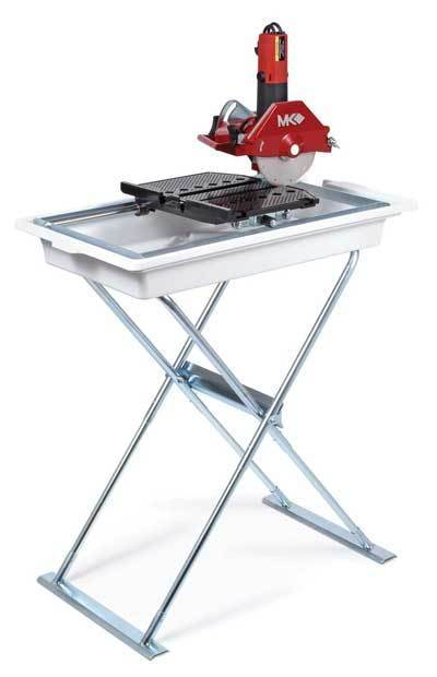 Tile Saw, 1-1/4 HP 7