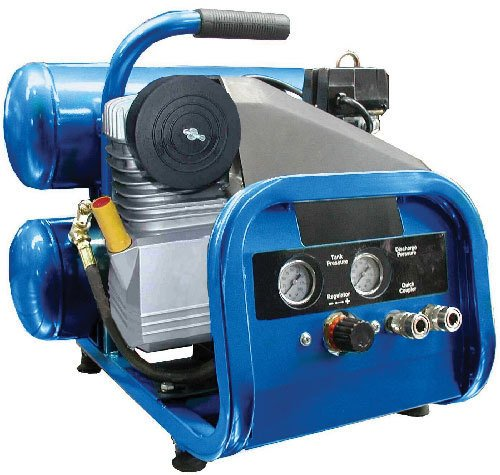 Air Compressor - 2HP - Electric