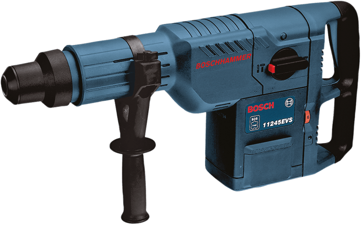 Bosch - Demolition Hammer - Combination 2