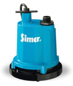 1/6 HP Submersible Pump
