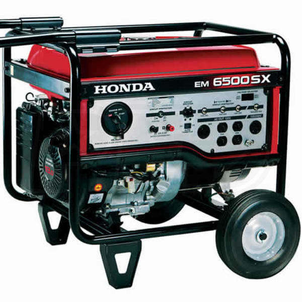 Generator 6500W thumbnail