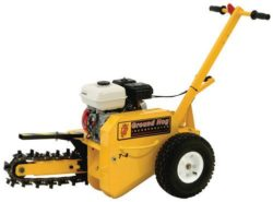 Ground Hog Trencher