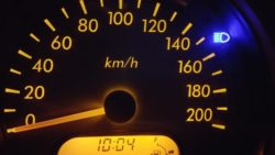 speedometer Bozeman Montana