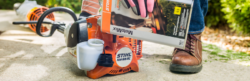 Power Equipment - Stihl Trimmer Oil at ACE Hardware - Bozeman, Montana