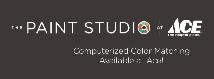 Paint Studio | Owenhouse Ace Hardware