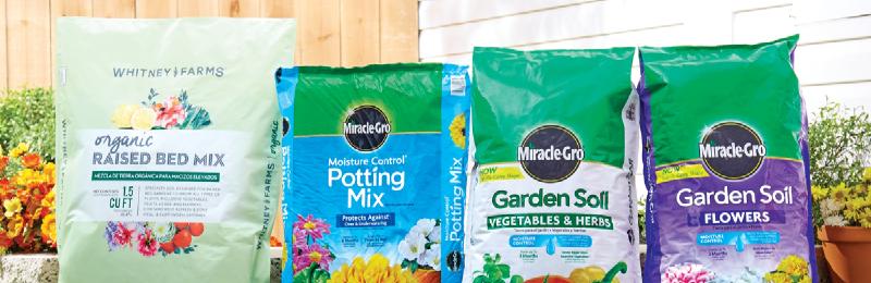 garden soil and potting mix - Bozeman, Montana