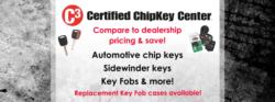 C3 certified chipkey center - Bozeman, Montana
