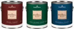 benjamin-moore-regal-paint-cans - Bozeman, Montana