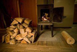 Energy Log Vs. Wood - Bozeman, Montana