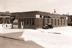 03 - Repair Shop Exterior - Bozeman, Montana