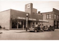 Trucks and Tractors Front - Bozeman, Montana
