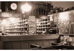 Repair Counter - Bozeman, Montana