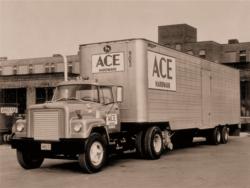 Ace Truck 1960's - Bozeman, Montana