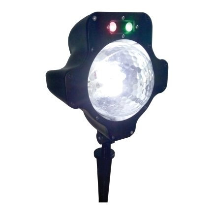 Night Stars LED Snowfall Laser Light thumbnail