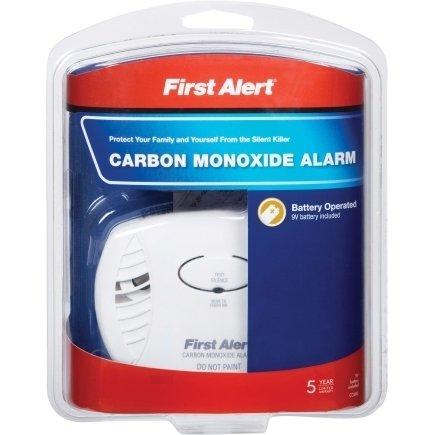 Carbon Monoxide Detector thumbnail