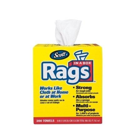 Scott® Rags-In-A-Box thumbnail