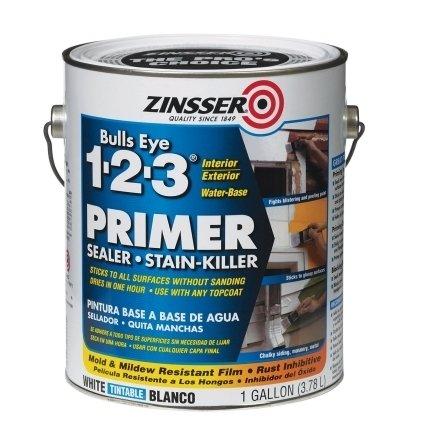 Zinsser Bulls Eye 1-2-3 Primer thumbnail