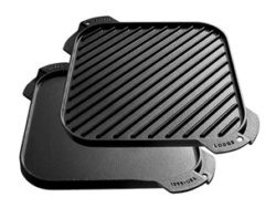lodge cast iron pre-seasoned reversible griddle/grill bozeman montana