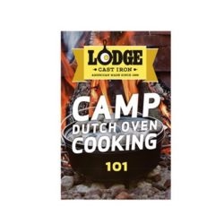 Camp Dutch Oven Cooking 101 Cookbook - Bozeman, Montana