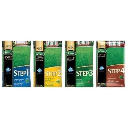 Scotts 4 Step Program Fertilizer thumbnail