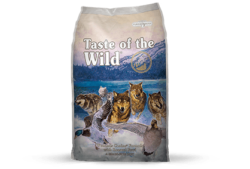 Wetlands Dog food Bozeman Montana