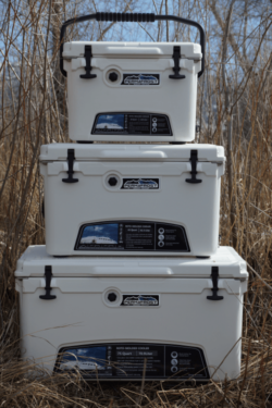 Permafrost Cooler - White Stack