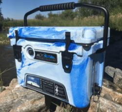 Permafrost Blue Swirl 20