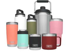 yeti drinkware products sold at owenhouse ace hardware of bozeman montana