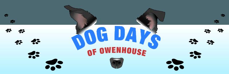 Dog Days Of Owenhouse - ACE Hardware - Bozeman, Montana
