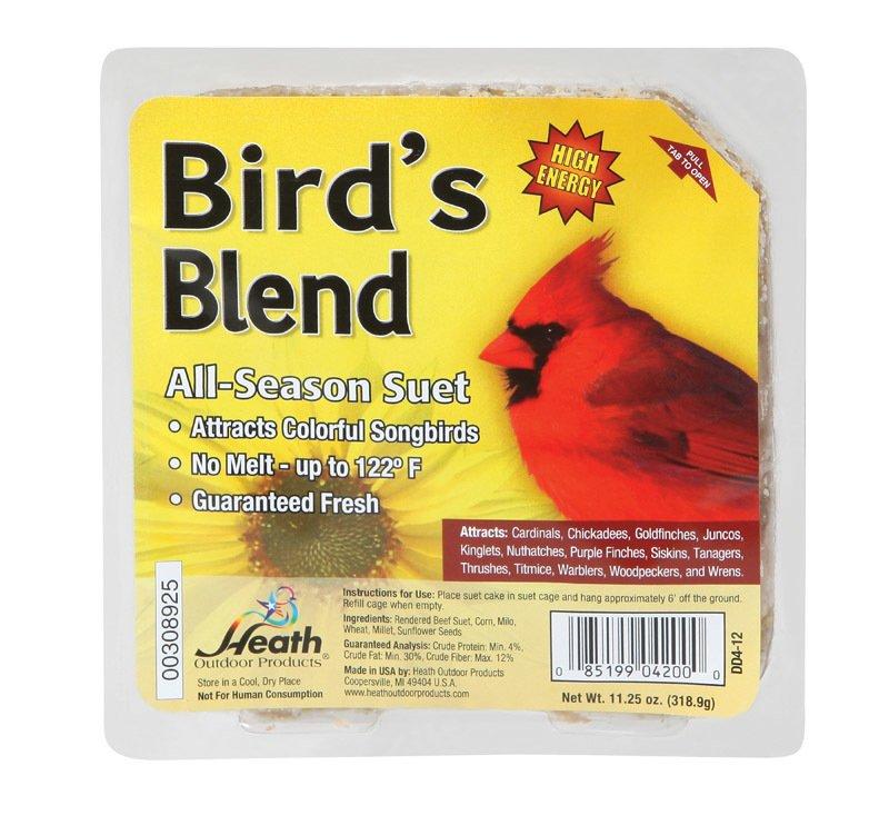 Bird's Blend Songbird Suet thumbnail