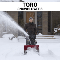 Bozeman Montana toro snowblowers