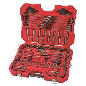 Craftsman Metric and SAE 6 Point Mechanic's Tool Set thumbnail