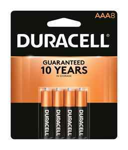 Duracell AAA Batteries 8 pk thumbnail